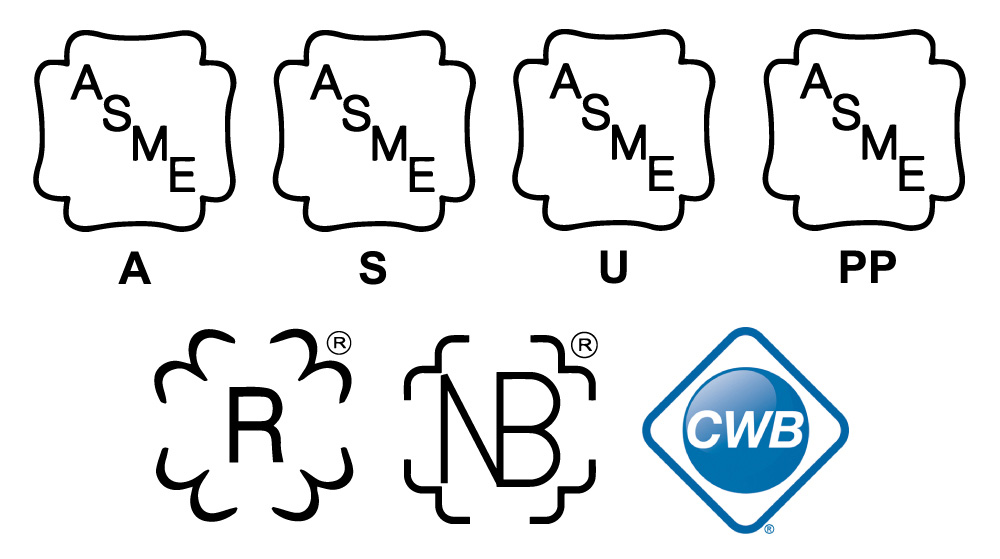 CIMS Ltd Certification Symbols